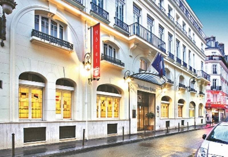 hotel provinces opera pariz